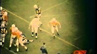 1965 # 7 Tennessee vs Tulsa