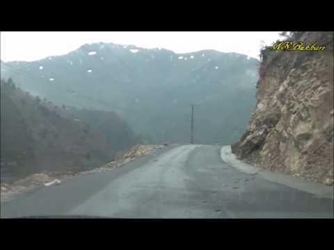 Peshawar To Shangla 2017 (8) Buner Drive