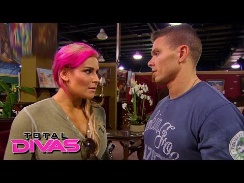 Natalya, Tyson and their family go furniture shopping: Total Divas Preview Clip: Sept. 1,  2015