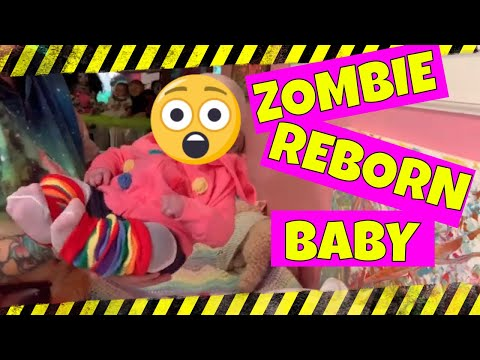 ZOMBIE REBORN BOX CLOSING| Bye Bye Baby| Bean Shanine