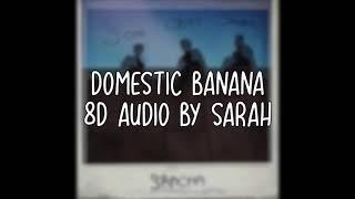 8D Audio 3RACHA 쓰리라차 국산 바나나 Domestic Banana