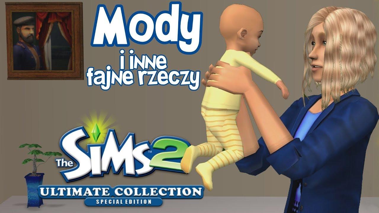 The Sims 2 Wysyłanie Kasy Krótsza Ciąża Podmianki I Inne Czyli Moje Mody