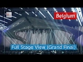 City Lights Belgium Full Stage View Blanche Eurovision Song Contest 2017 Final mp3
