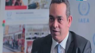 مصر تستطيع |  د.أمجد شكر يجيب على السؤال الشهير هل المفاعلات النووية تتحمل قوة انفجار طائرة ؟!