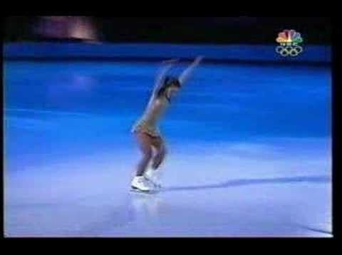 Michelle Kwan  2002 Oly Ex  Field of Gold High Quality