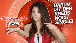 Warum das Sternzeichen KREBS noch Single ist | Sara Casy