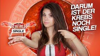 Warum das Sternzeichen KREBS noch Single ist   Sara Casy
