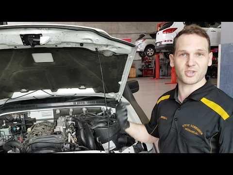 Ford Ranger: EGR Cooler Fault