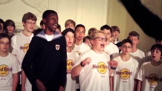 Vienna Boys Choir Rendition of Pharrell