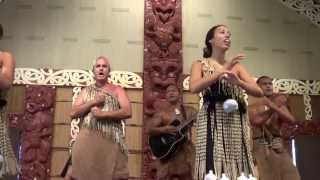 Maori Welcome, Song and Dances