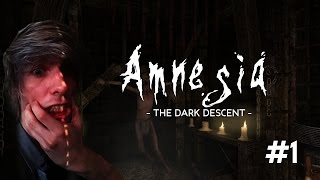| Amnesia: The Dark Descent | Spokojny Początek | #01