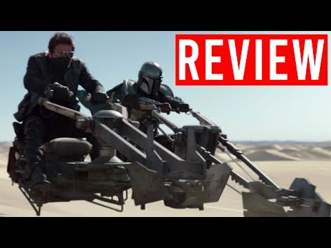 "The Mandalorian EPISODE 5 REVIEW | Chapter 5 ""The Gunslinger"" 