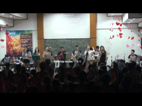 worship flowing in Philipines