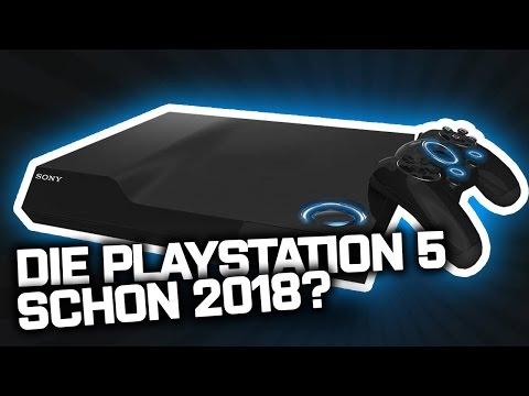 DETAILS zur neuen PLAYSTATION 5?   News