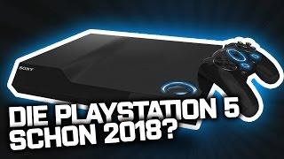 DETAILS zur neuen PLAYSTATION 5? | News