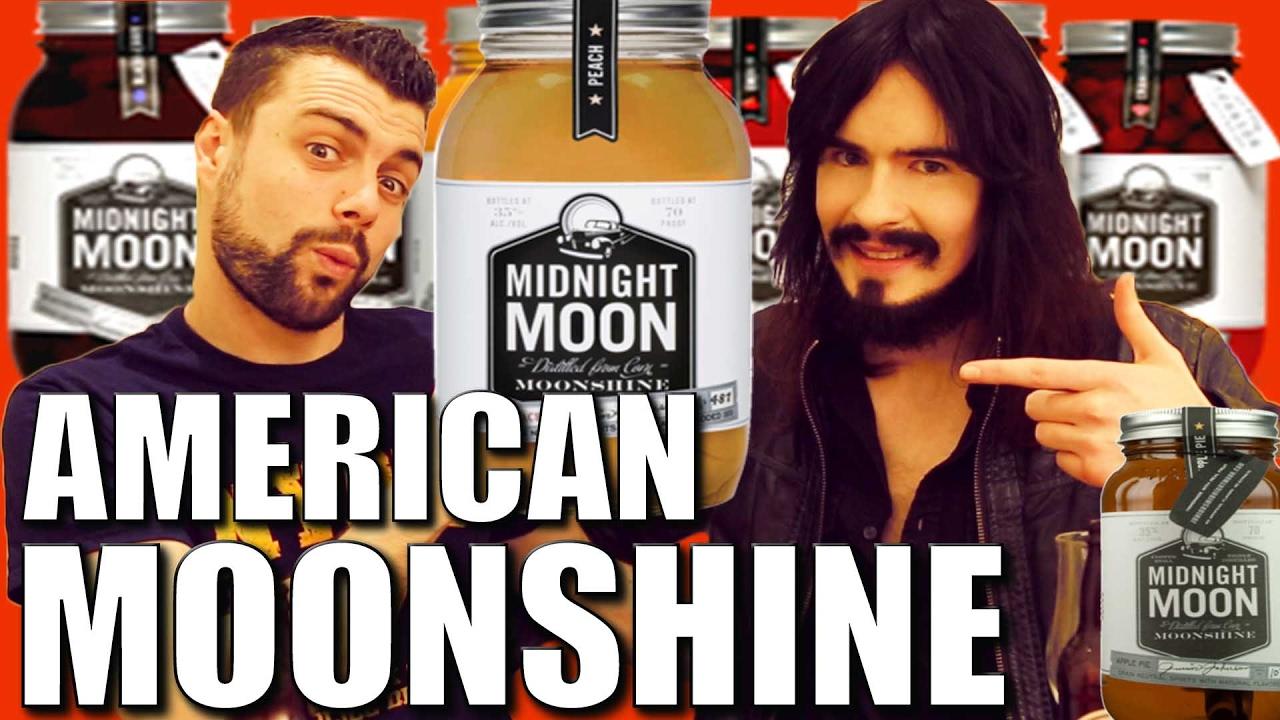 Moonshine facial abuse