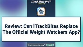 iTrackBites Pro 2017 - Full Review