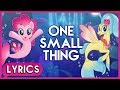 Pinkie Pie Princess Skystar One Small Thing Lyrics My Little Pony The Movie HD mp3