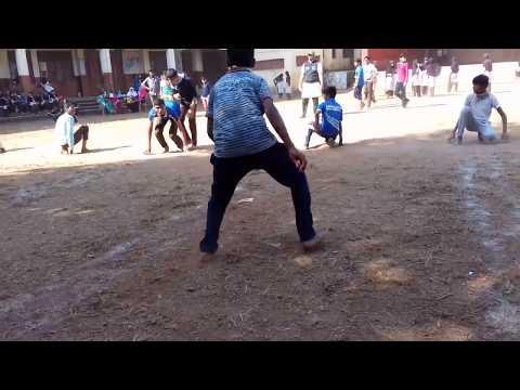 Kho-kho Final (2nd round) | Sport day celebration | HDA High School, kalusta | 1 & 2 January 2019