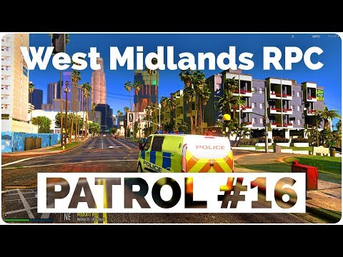[West Midlands RPC] [Episode 16] Out in the van
