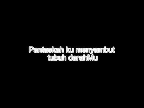 Jadikan Hatiku Istana Cinta-Mu (Lyric Video)