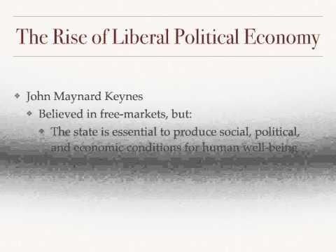 Global Political Economy I
