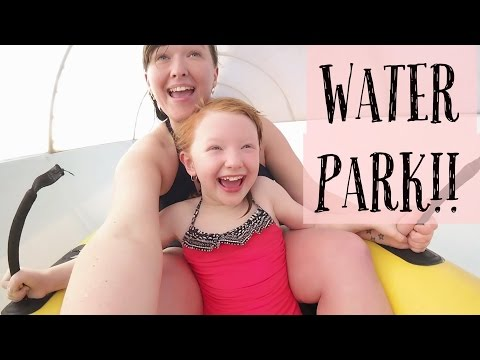 WATER PARK MADNESS!!