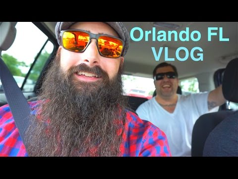 RiP Trippers Vlog: Orlando Florida/Bass Fishing!