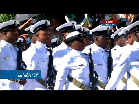 Armed Forces Day celebrations in Kimberley