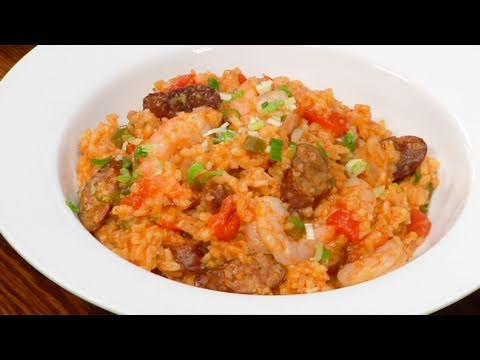 How To Make Classic New Orleans Jambalaya | Southern Living