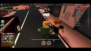 playing with friend | Jailbreak Roblox |