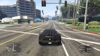GTA 5 - Zentorno vs Osiris - which is faster?