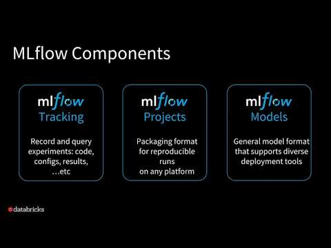 MLflow: Infrastructure for a Complete Machine Learning Life Cycle with Mani Parkhe & Tomas Nykod