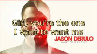 Jason Derulo - Want To Want Me (Lyrics)