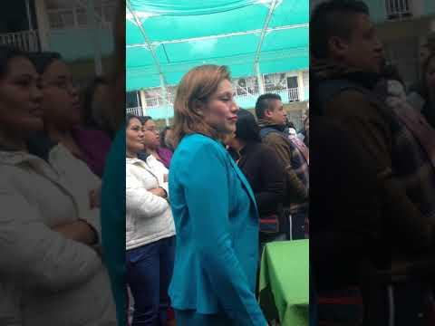 Escuela Prim. José María Morelos Y Pavón   Asamblea Padres No Quieren A Una Madre Como Presidenta  