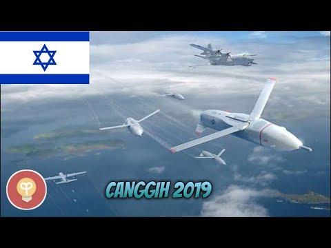 JANGAN REMEHKAN !! 5 PESAWAT KAMIKAZE ISRAEL INI SANGAT MEMATIKAN
