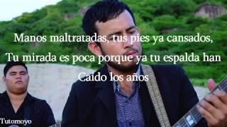INSPIRACION CRISTIANA - MANOS MALTRATADAS - LETRA
