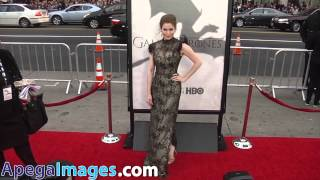 Esme Bianco at the HBO Series