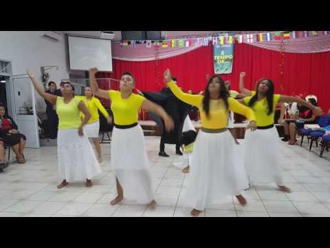 Coreografia Desafio no deserto - Michelle Nascimento