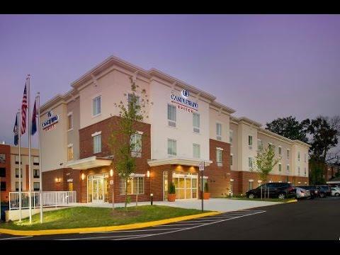 Candlewood Suites Alexandria Fort Bevoir Mount Vernon Hotels Virginia
