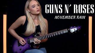 Guns N' Roses - November Rain (SHRED VERSION)
