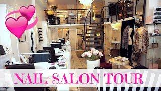 Nail Salon Tour   Linda Vista