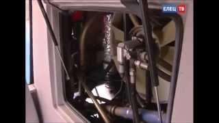 Автобусы  МАЗ на газомоторном топливе