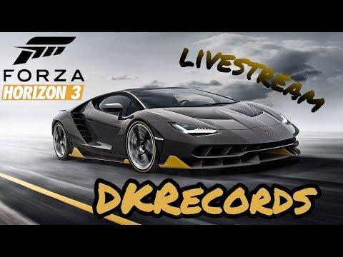 (1080pᴴᴰ 60ᶠᵖˢ) Forza Horizon 3 -  Drive It Like You Stole It! #i7700K