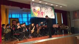 聖類斯中學小學部管弦樂團表演