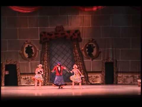 :La Cenicienta - Anette Delgado y Dani Hernandez-Ballet Nacional de Cuba - 1