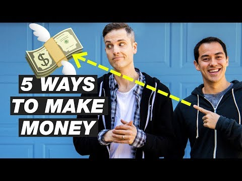 How to Make Money on YouTube for Beginners - 5 Best Ways