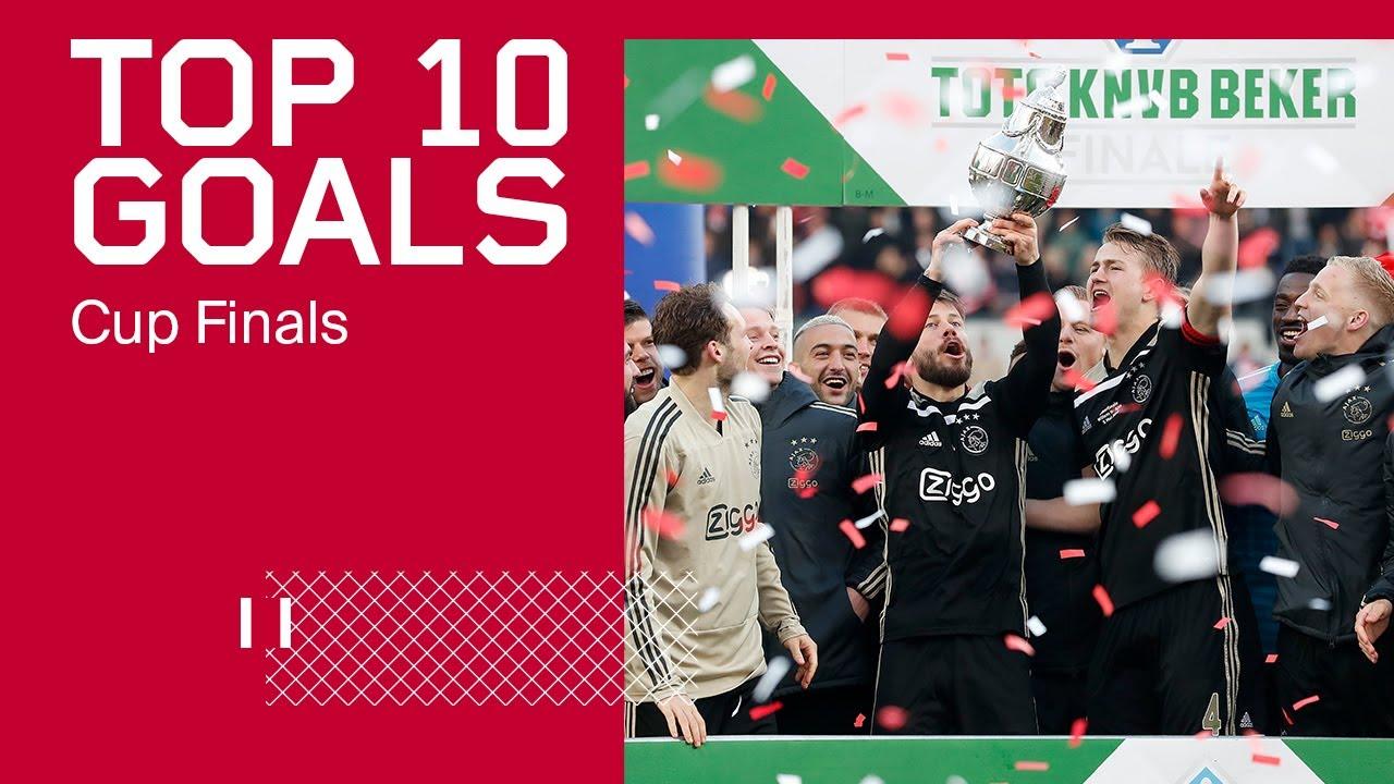 TOP 10 GOALS – Cup Finals