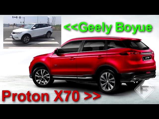 Kalau video Proton X70, pstikan dulu bukan Fakenews