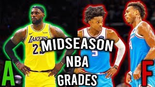 Grading Every NBA Team's Season So Far: Western Conference
